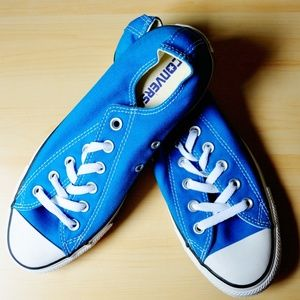 Chuck Taylor All Star Low Top Cerulean Blue